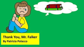 RL3.3 Character Traits with Thank You, Mr. Falker