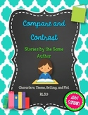 RL3.9 Compare and Contrast Stories by the Same Author Jour