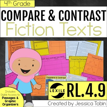 RL4.9 Compare and Contrast Informational Texts
