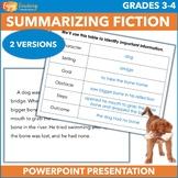 Summarizing PowerPoint - How to Write a Summary