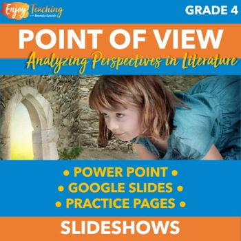 Point of View PowerPoint Presentation and Worksheets