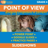 Point of View Power Point - RL.4.6 and RL.5.6