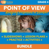 Fourth Grade Point of View Unit - Constructed Response to Literature