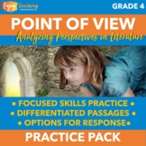 Point of View Practice Pack - Worksheets and Passages