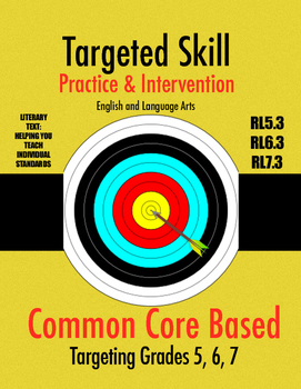 RL5.3, 6.3, & 7.3 - Targeted Skill Practice and Intervention (Topic: PLOT)