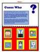 RL.5.6 Fifth Grade Common Core Worksheets, Activity, and Poster