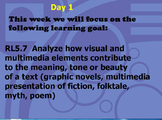 RL5.7 Analyzing Multimedia Common Core and Tone and Mood 5