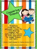 RL.5.9 Fifth Grade Common Core Worksheets, Activity, and Poster
