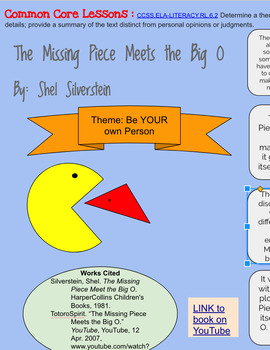 RL6.2 :  The Missing Piece Meets The Big O