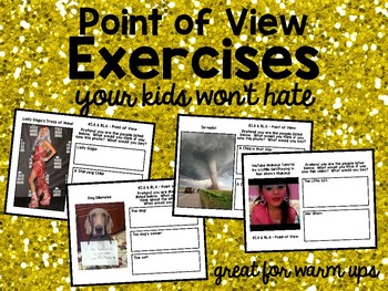 RL.6 - Point of View Exercise Packet
