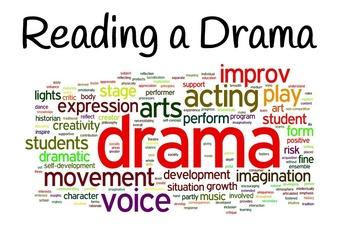 RL.7.5. - Reading & Analyzing a Drama - Presentation/Packet