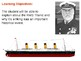 RMS Titanic History and Quiz