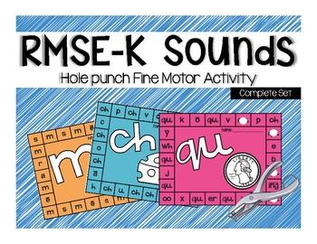 RMSE-K Sounds Fine Motor Skill Activity