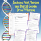 RNA (Ribonucleic Acid) Transcription Homework Assignment / Study Guide