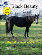 Black Beauty: Young Readers' Edition (Digital Screen Reader)