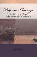 Pilgrim Courage: Settling the Plymouth Colony (eBook and M