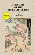 The Story of the Three Little Pigs (Non Violent Version)