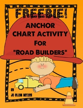 ROAD BUILDERS ANCHOR CHART {FREEBIE}