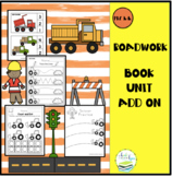 ROADWORK BOOK UNIT ADD ON