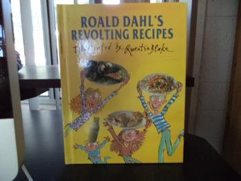 ROALD DAHL'S    REVOLTING RECIPES  ISBN 0-590-64799-7
