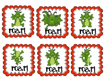 ROAR! A Fairytale Sight Word Game (Second 100 FRY)