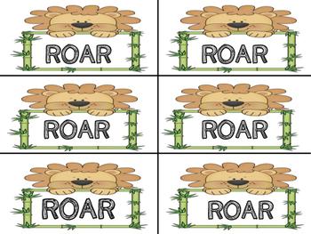 ROAR Contractions