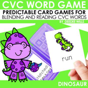 CVC Game ROAR!!  Dinosaur