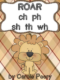 ROAR ch ph sh th wh Word Games