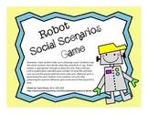 ROBOT Social Skills Scenarios Game