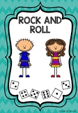 ROCK AND ROLL - ADDITION GAME