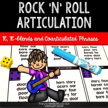 ROCK 'N' ROLL ARTICULATION BUNDLE - S R L and TH 3720 words