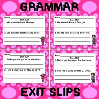ROCK ON! Grammar Game Series: Commas in Sentences