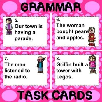 ROCK ON! Grammar Game Series: Identifying Nouns in Sentences