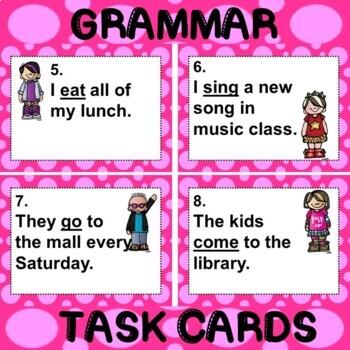 ROCK ON! Grammar Game Series: Irregular Verbs