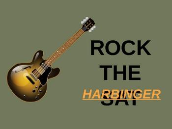 ROCK the SAT - Harbinger