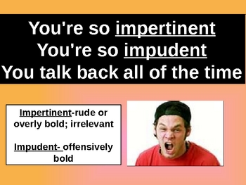 ROCK the SAT- Silence, Reticence-PowerPoint