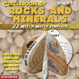 Rocks and Minerals Activity -- (Great for Interactive Notebooks)
