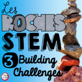 ROCKS STEM Building Challenges in FRENCH