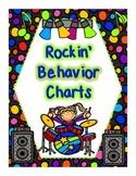 ROCKSTAR Behavior Charts