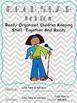 ROCKSTAR Folders - Really Organized Children Keeping Stuff