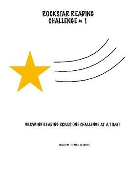 ROCKSTAR READING CHALLENGE