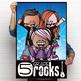 ROCKSTAR theme - Classroom Decor: 24 x 36 POSTER, 5th Grade ROCKS