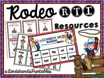 RODEO RTI Resource Pack