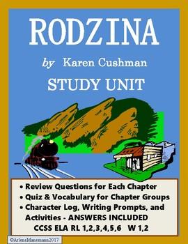 RODZINA by Karen Cushman - Novel Study