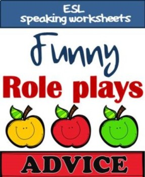 Role plays - ADVICE