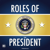 Roles of the President   A Day in the Life of the Presiden