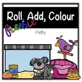 ROLL, ADD, COLOUR - PETS THEME (FREEBIE!)