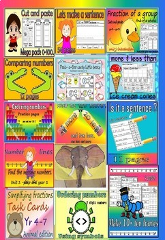 ROLL AND READ BLENDS SENTENCE -SM (FLASH FREEBIE)