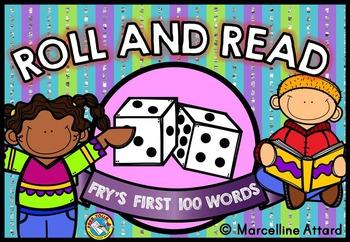 FRY SIGHT WORDS FIRST 100 ACTIVITIES KINDERGARTEN