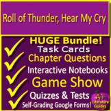 Roll of Thunder, Hear My Cry Novel Study Unit Print, Googl